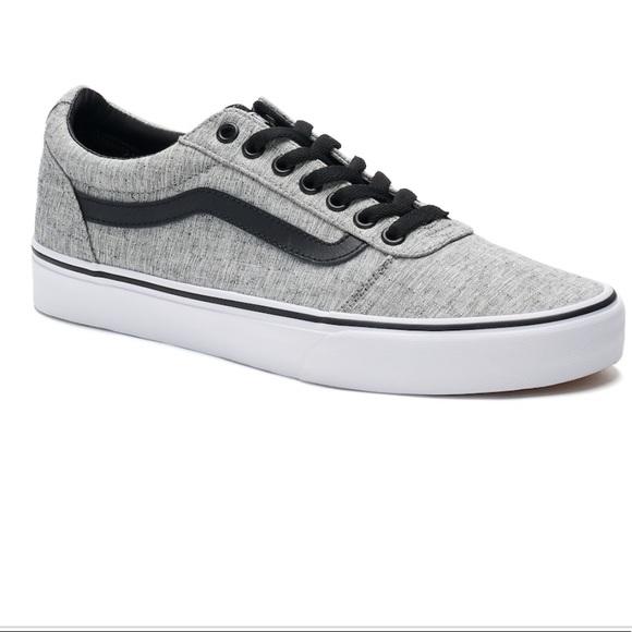 Vans Ward Old Skool Boys Shoes Size